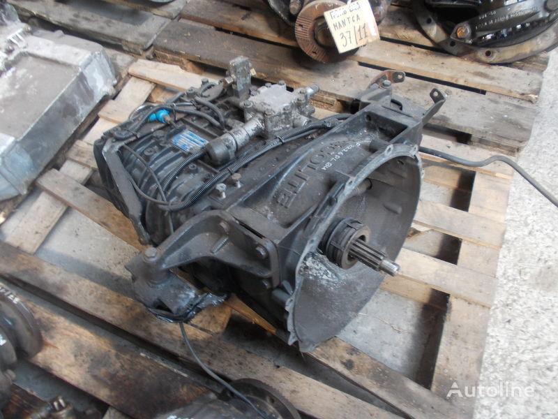 ZF 6s850 val 38mm boîte de vitesses pour MAN tracteur routier