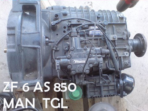 boîte de vitesses pour MAN SKRZYNI ZF 6 AS 850 MAN TGL 5000 zl tracteur routier