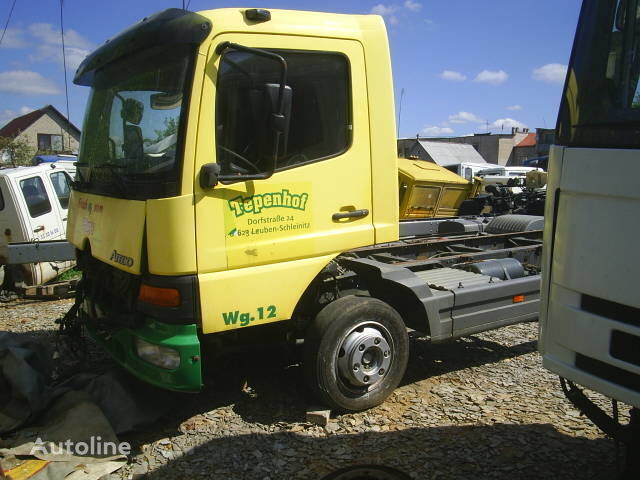 ZF G6-60 boîte de vitesses pour MERCEDES-BENZ ATEGO 818 camion