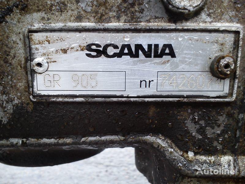 vente des bo tes de vitesses scania gr905 pour camion scania serie r de la pologne acheter. Black Bedroom Furniture Sets. Home Design Ideas