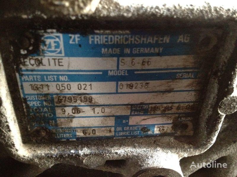 ZF ecolite s6-66 boîte de vitesses pour VOLVO fl6 camion