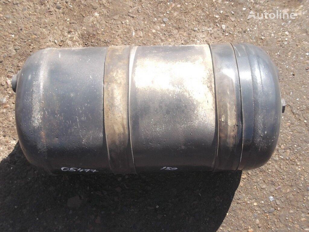 Ressiver vozdushnyy Iveco boîtier de filtre à air pour camion