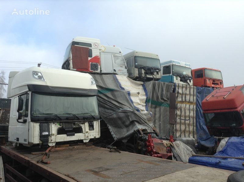 Daf 105 cabine pour DAF XF 105 460 tracteur routier