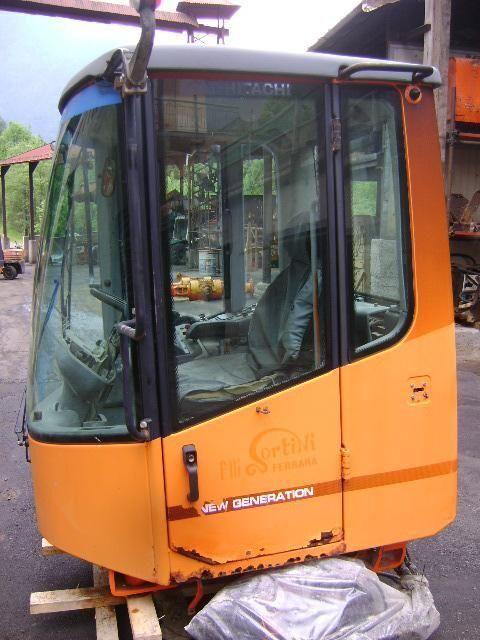 cabine pour FIAT-HITACHI W 230 chargeur sur pneus