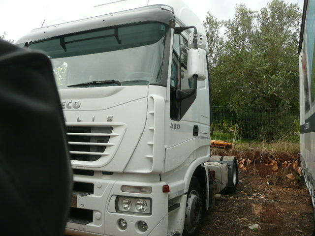cabine pour IVECO Stralis AS440S48T/P BJ. 2006 camion