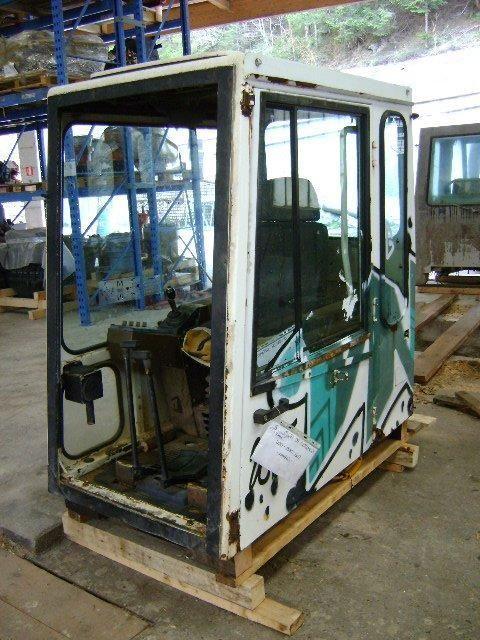 cabine pour KOMATSU PC III serie excavateur
