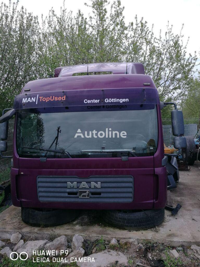 cabine pour MAN TGA 18.440 tracteur routier