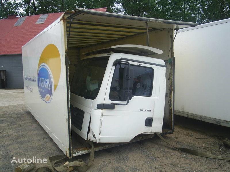 cabine pour MAN TGL 7.150 camion