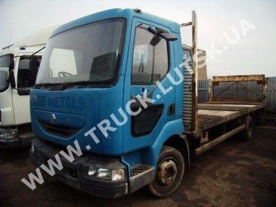 Renault cabine pour RENAULT MIDLUM 150 E2 camion