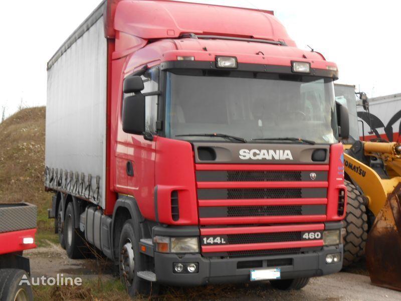 CR 19 cabine pour SCANIA 144L 460/530 PS camion