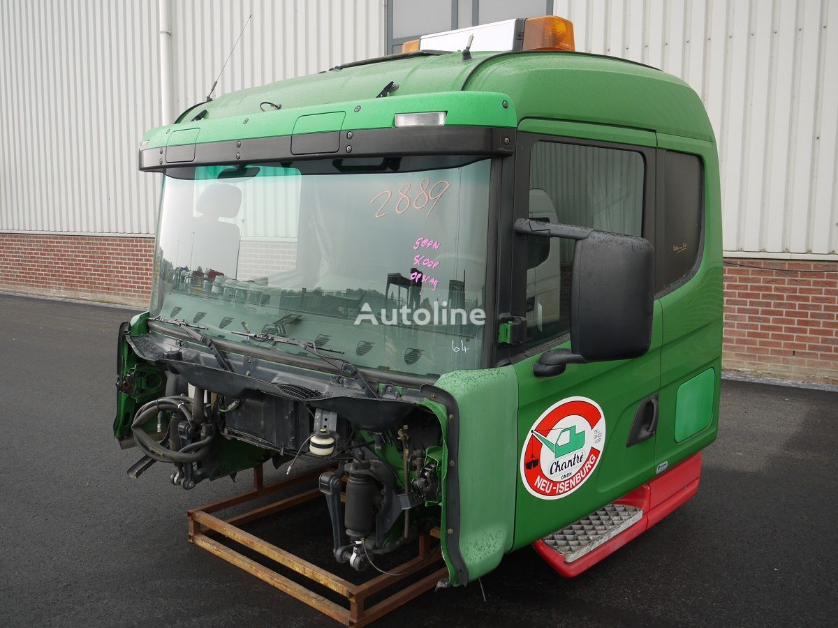 cabine pour SCANIA SC-4 CT-19 SLAAPCAB camion