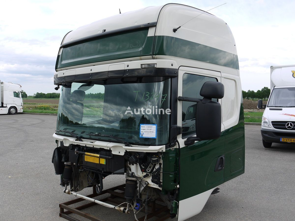 cabine pour SCANIA SC-R CR-19 TOPLINE camion