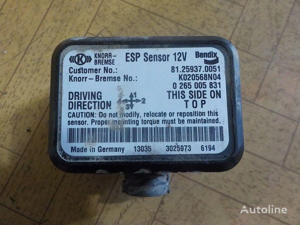 Sensor,datchik ESP capteur pour MAN camion