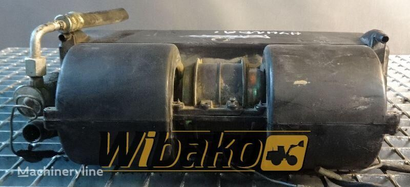 HYUNDAI Nagrzewnica R290 chauffage autonome pour HYUNDAI R290 excavateur