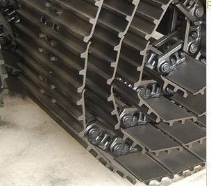 CHINA track shoes.track pads  For Milling And Planning Machines chenille caoutchouc pour CATERPILLAR excavateur neuf
