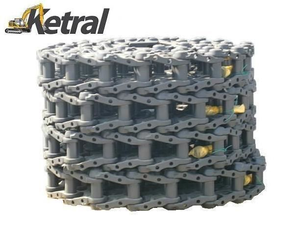 DCF track - chain - ketten - łańcuch chenille caoutchouc pour DOOSAN DX225 excavateur