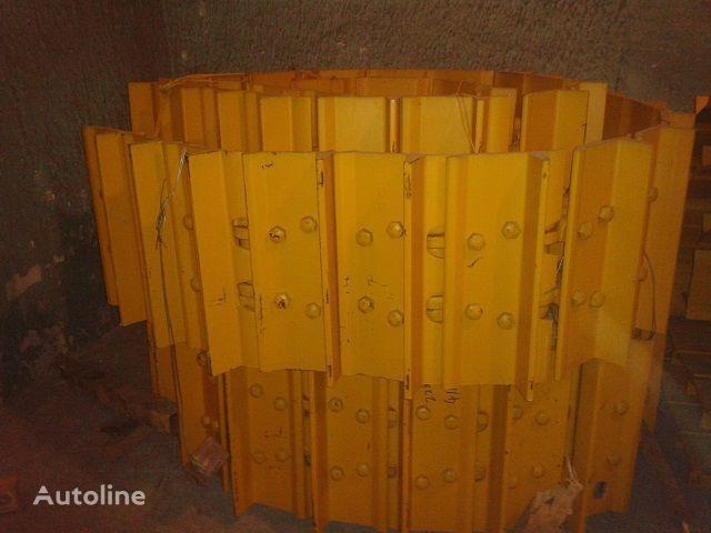 Shantui Gusenica v sbore 8203MJ-371511 chenille caoutchouc pour SHANTUI SD16 bulldozer neuf