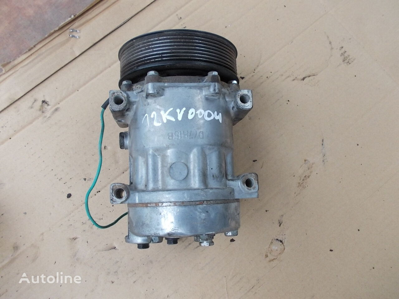 VOLVO FM9/12,FH12 93-05 OE compresseur de climatisation pour VOLVO fh12 tracteur routier