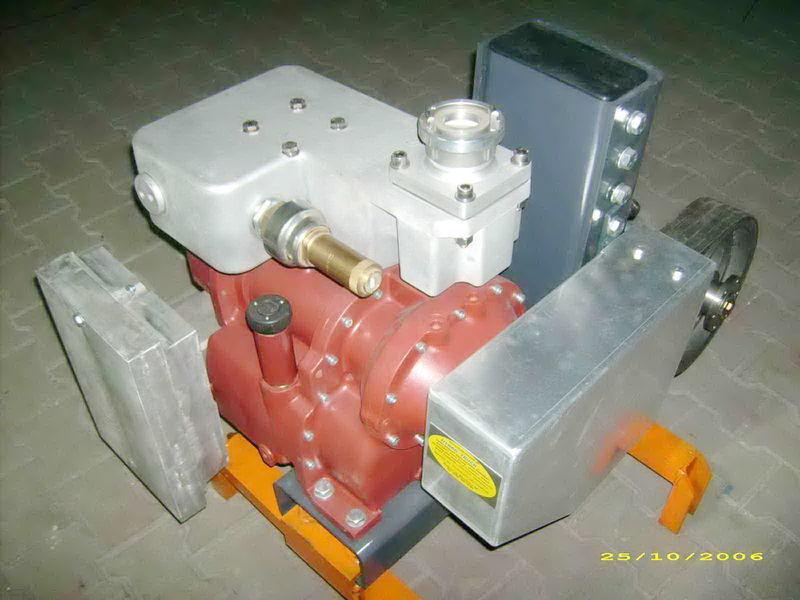 compresseur pneumatique pour CG80 GHH RAND Light citerne semi-remorque