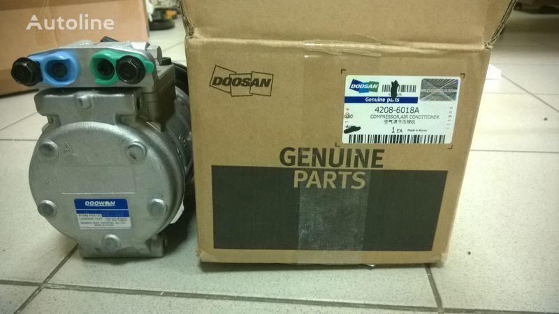 Doosan compressor air conditioner (kompressor) compresseur pneumatique pour DOOSAN DL400 chargeur sur pneus neuf