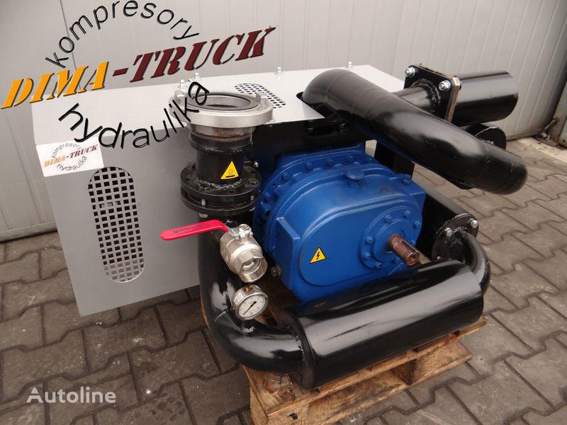 kompresor paszowy paszowóz gardner denver compresseur pneumatique pour animal feed compressor camion neuf