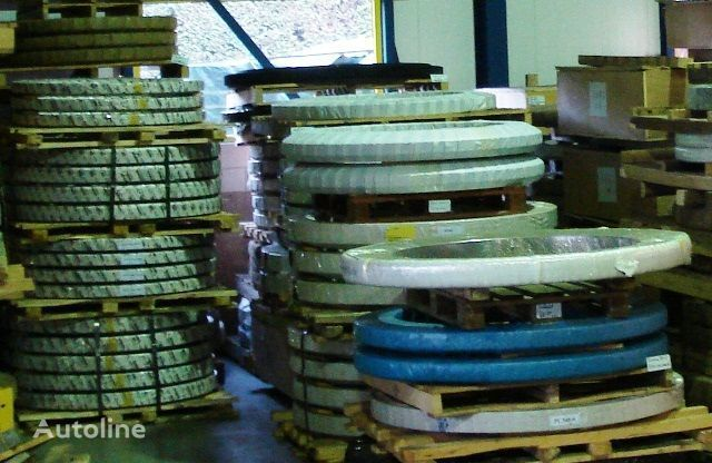 slewing ring, bearing for excavator Komatsu couronne d'orientation pour KOMATSU PC 200, 210, 220, 240, 290, 300, 340, 400, 450 excavateur neuf