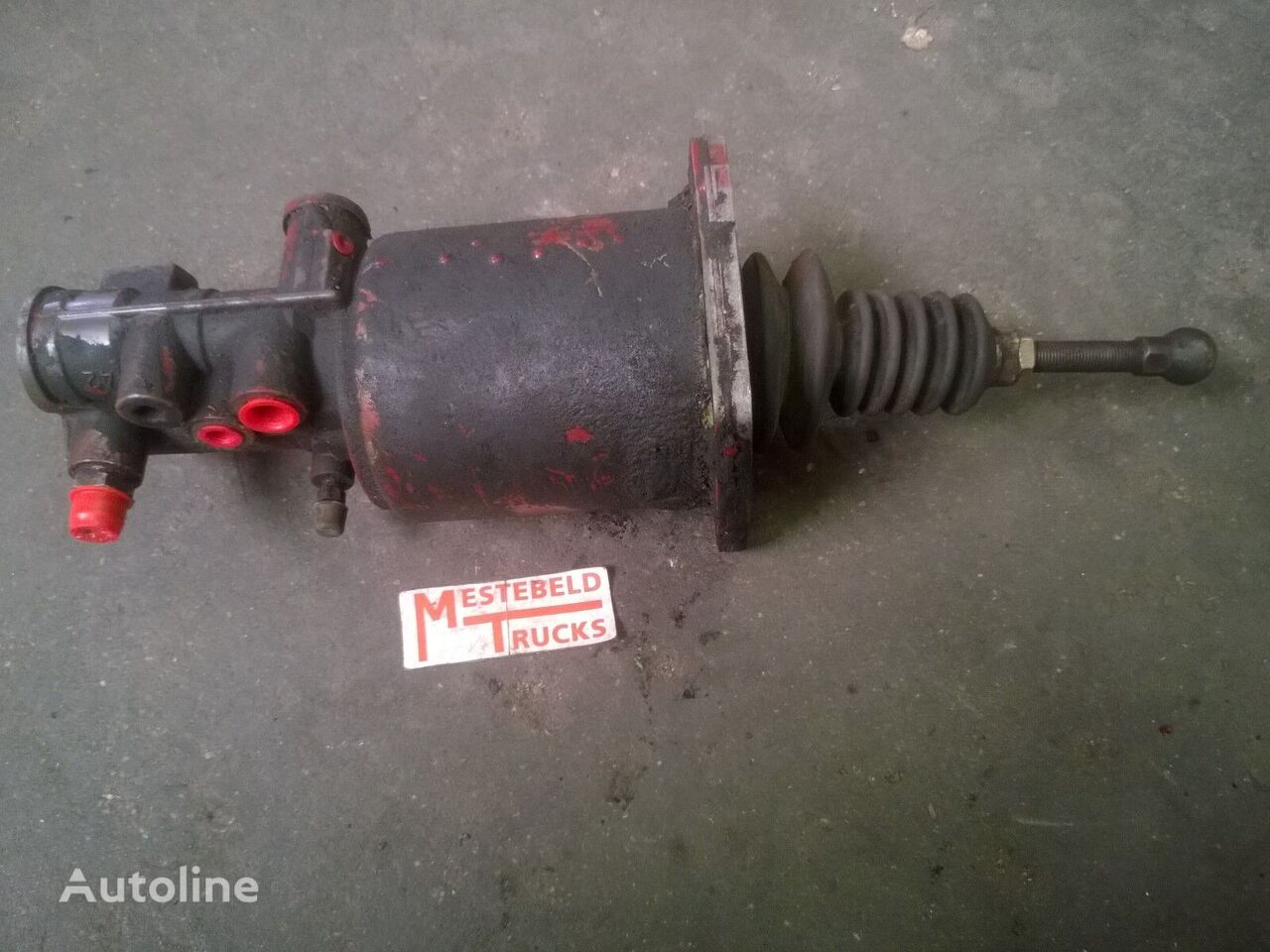 cylindre récepteur d'embrayage pour IVECO Koppelingsbekrachtiger tracteur routier