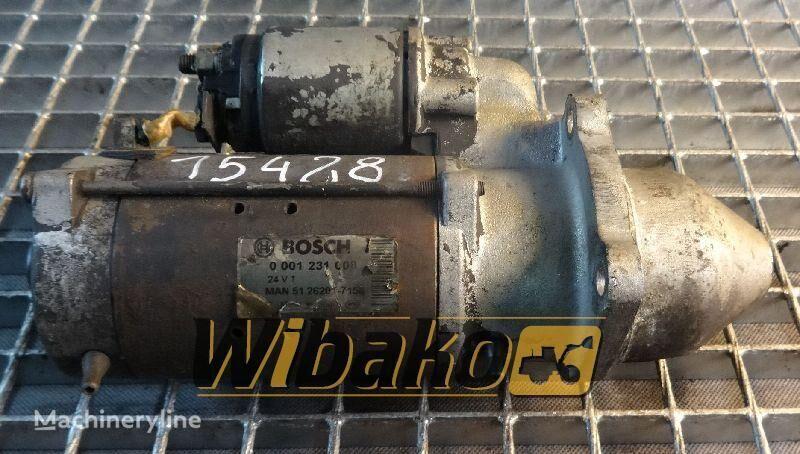 Starter Bosch 0001231008 démarreur pour 0001231008 autre matériel TP