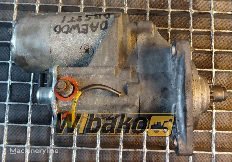 Starter Daewoo 112502 démarreur pour 112502 autre matériel TP