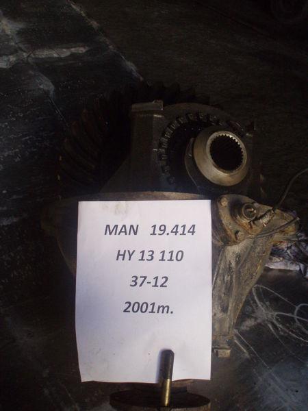 HY 13.110 différentiel pour MAN 19.414 tracteur routier
