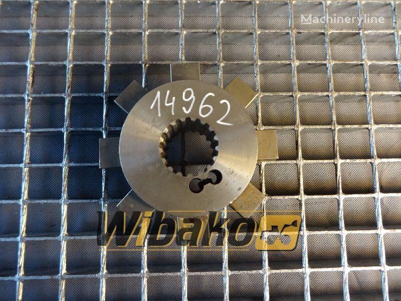 Wkład sprzęgła Centaflex 17/45/150 disque d'embrayage pour 17/45/150 autre matériel TP