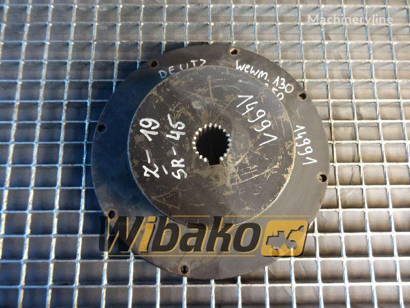 Coupling O&K 19/45/350 disque d'embrayage pour O&K 19/45/350 excavateur
