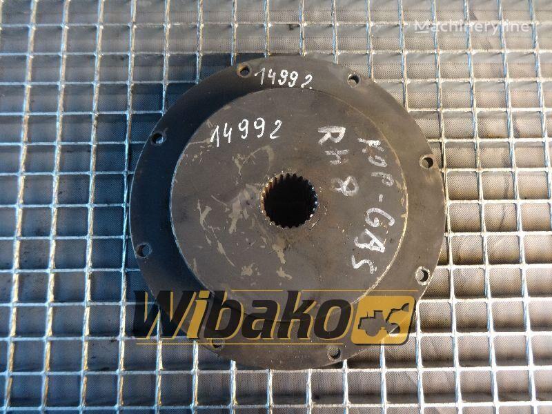 Coupling O&K 24/50/315 disque d'embrayage pour O&K 24/50/315 autre matériel TP