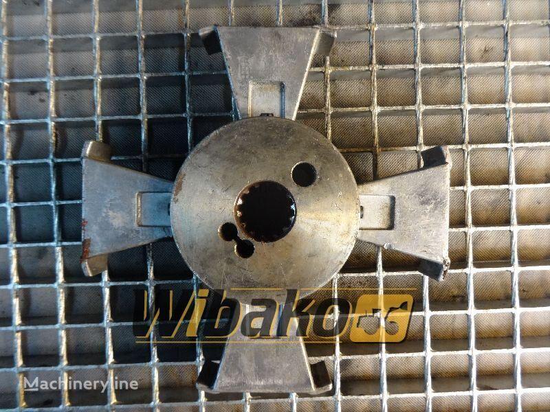 Coupling Centaflex 160H embrayage pour 160H (14/40/125) excavateur