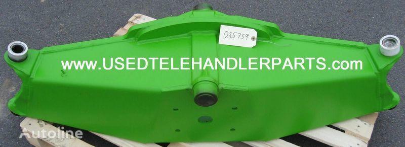 rám nápravy zadní č. 035759 essieu pour MERLO chargeur sur pneus