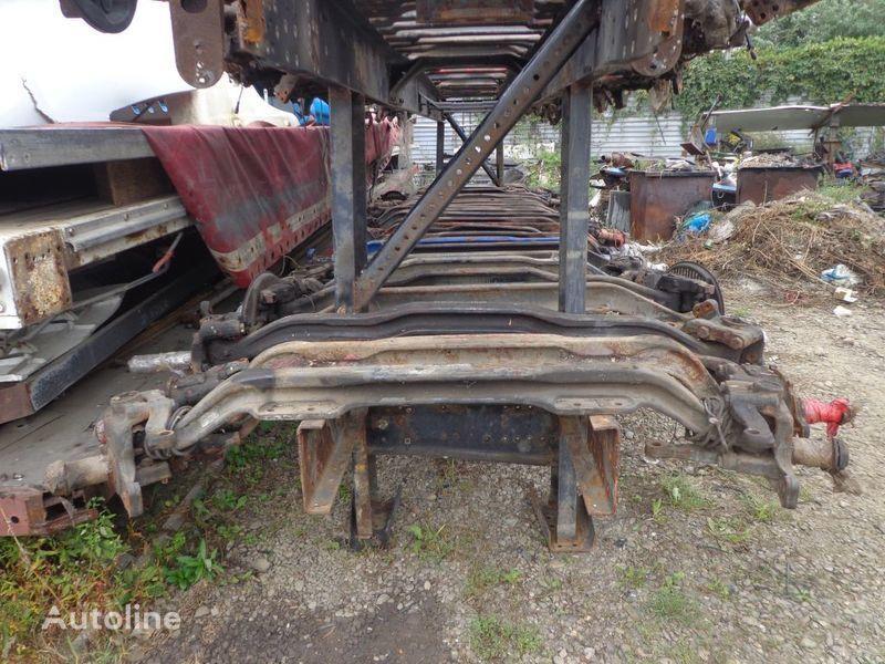 essieu pour VOLVO tracteur routier
