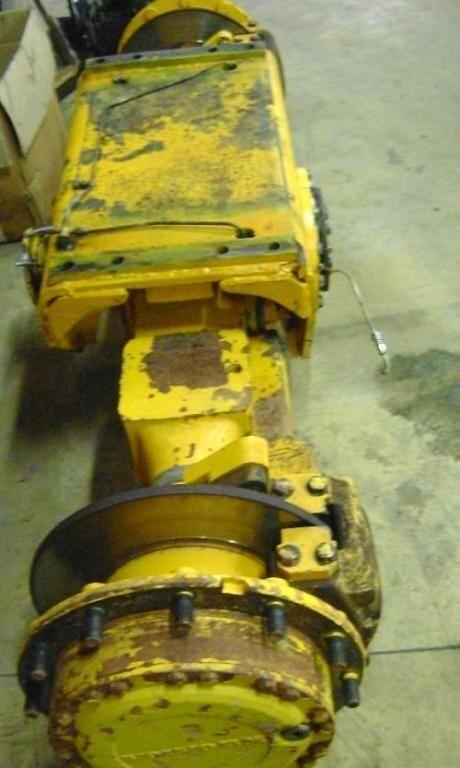 essieu pour VOLVO 4400 chargeur sur pneus