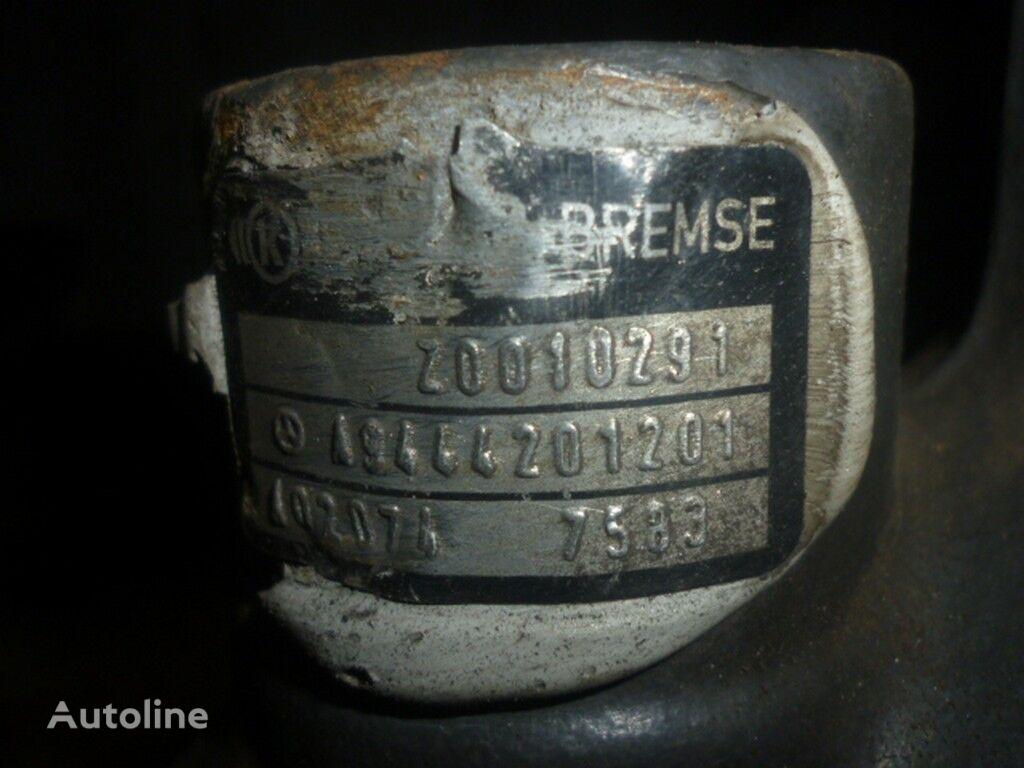 tormoznoy levyy Mercedes Benz etrier de frein pour camion