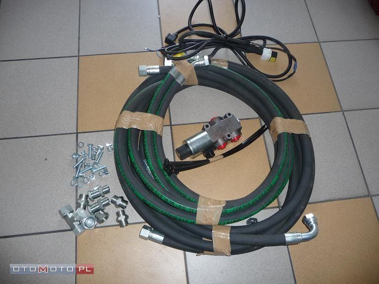 fils électriques pour JCB  3CX 4CX NOWA INSTALACJA DO MŁOTA !, - Standardowe excavateur