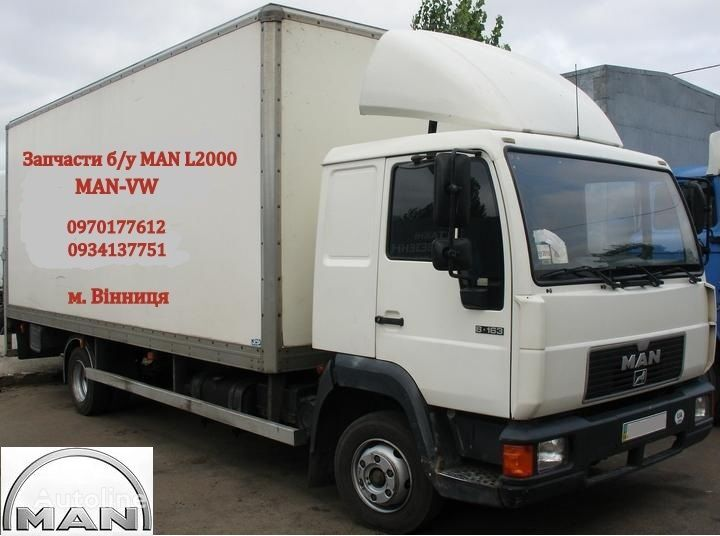 MAN provodka dvigatelya provodka kabiny vsya provodka avtomobilya fils électriques pour MAN L2000 camion