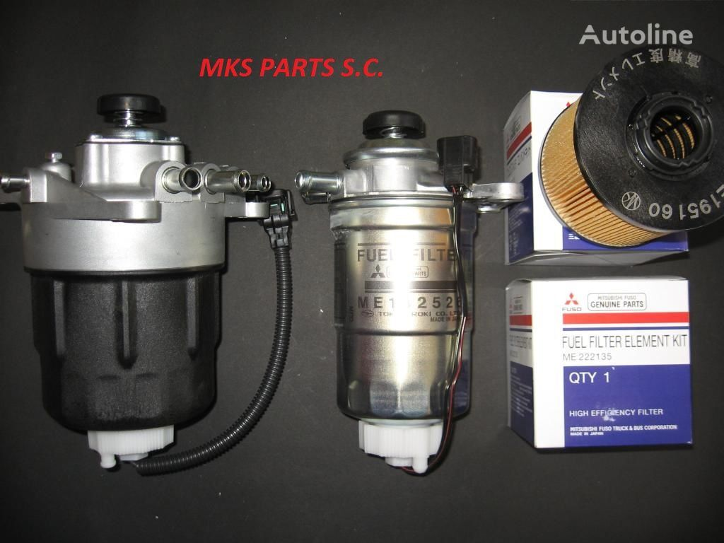 - FUEL FILTER ASSY - filtre à carburant pour MITSUBISHI CANTER FUSO  camion neuf