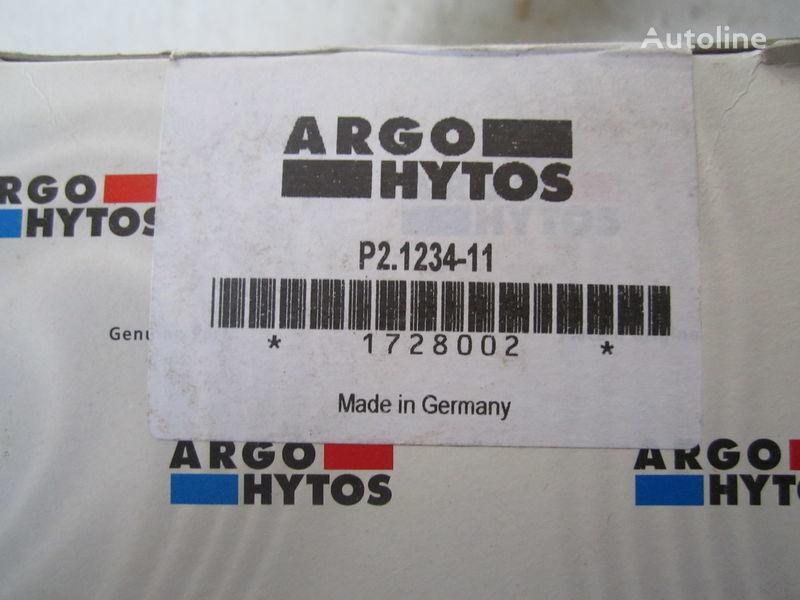 Nimechchina Argo Hytos P2. 1234-11 filtre hydraulique pour excavateur neuf