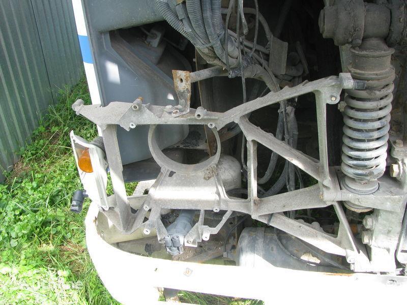 Kronshteyn fary fixations pour DAF tracteur routier