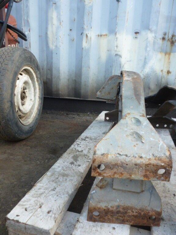 Traversa ramy fixations pour SCANIA camion