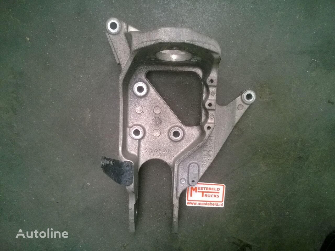 fixations pour SCANIA 4-serie camion