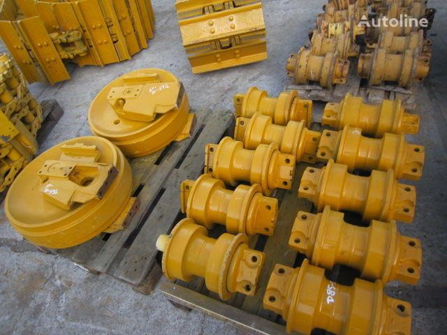 Einfachbord (SF) und Doppelbord (DF) galet de roulement pour KOMATSU D65 bulldozer