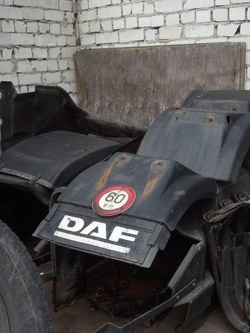 garde-boue pour DAF 95XF tracteur routier