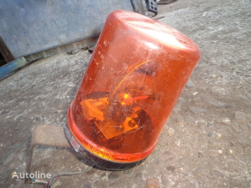 gyrophare pour tracteur routier
