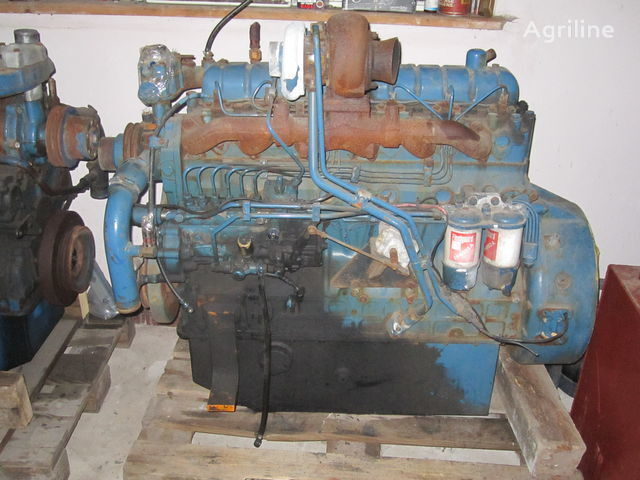 Valmet 612 DS moteur pour moissonneuse batteuse