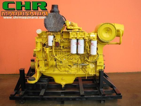 moteur pour excavateur
